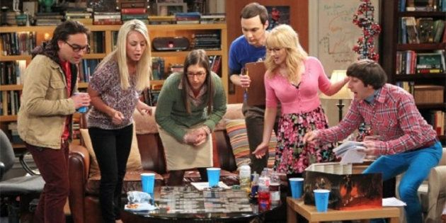 Kaley Cuoco (Penny) adelanta parte de un 'flashmob' final de 'The Big Bang Theory'