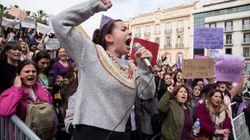 Así se ha vivido la huelga feminista en las ciudades