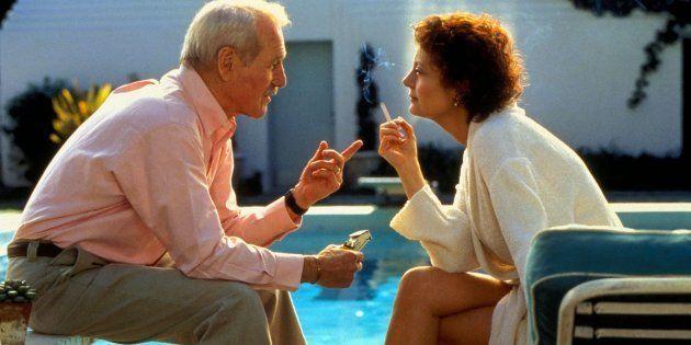 Paul Newman dio parte de su sueldo a Susan Sarandon para que cobrasen