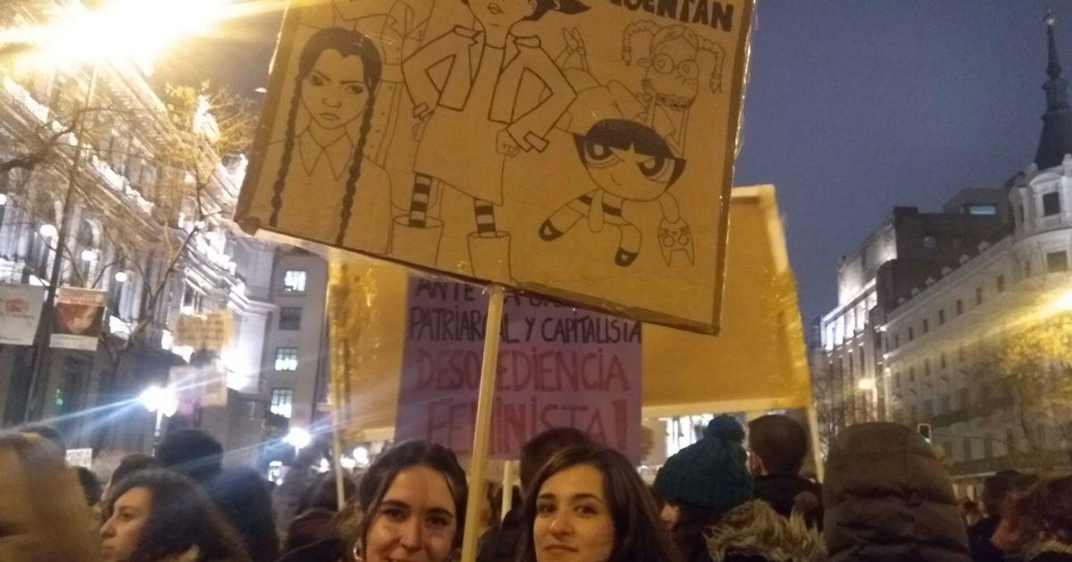 12 Pancartas Para Enmarcar De Las Manifestaciones Feministas