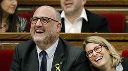 El acuerdo de Junts y ERC: elaborar la Constitución catalana y una