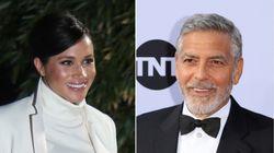 George Clooney compara a Meghan Markle con Lady Di de la peor manera