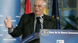 El 'recadito' de Borrell a los independentistas por su