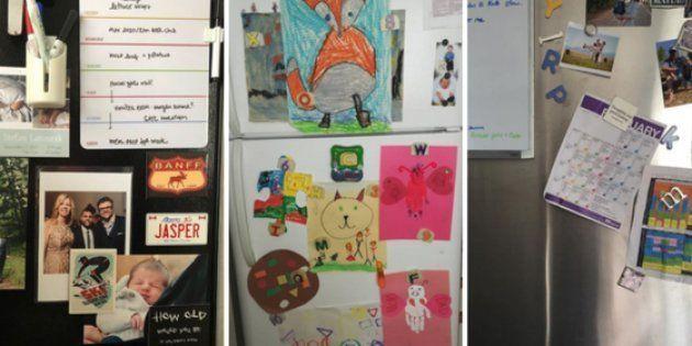 Estos frigoríficos son una metáfora de la vida de los