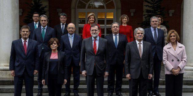 Esta es la nueva foto del Gobierno con la incorporación de