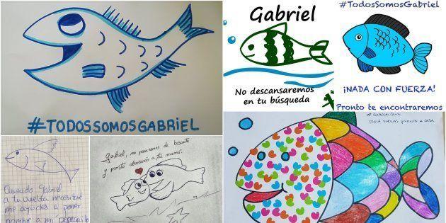 Las redes se inundan de pescaditos por Gabriel: