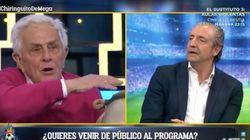Un espectador estalla contra Pedrerol en 'El Chiringuito':
