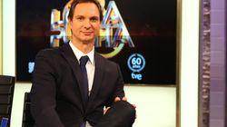 TVE cancela 'Hora Punta', el programa de Javier