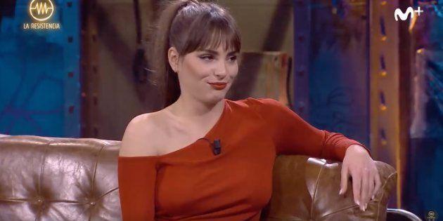 Andrea Duro en 'La