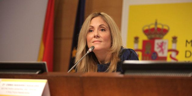 Emma Navarro, actual secretaria general del Tesoro y Política Financiera, en el ministerio de