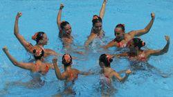 Muere a los 34 años Tina Fuentes, miembro del mejor equipo español de natación sincronizada de la