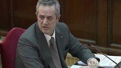 En directo, el juicio al 'procés': Joaquim Forn defiende la actuación de los Mossos el