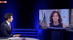 Acusan a Irene Lozano de comparar el 1-O con una violación en esta entrevista en