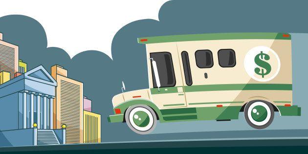 El Dioni francés: un conductor se esfuma con 3,4 millones de euros en su camión