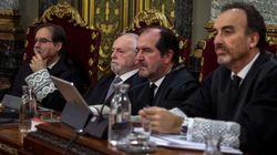 El Supremo permite responder en catalán a los acusados