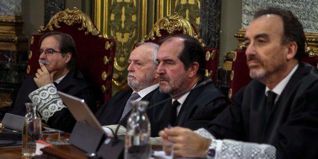 Miembros del Tribunal