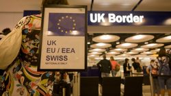 Londres empieza a registrar a inmigrantes