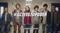 #ActivaTuPoder: Superhéroes de Marvel, personajes de Disney y los protagonistas de Star Wars, contra el acoso