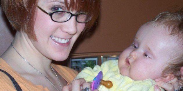 Dina Zirlott y su hija Zoe en