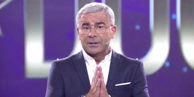 Jorge Javier Vázquez echa la bronca al público por los abucheos en 'GH Dúo' (Telecinco):