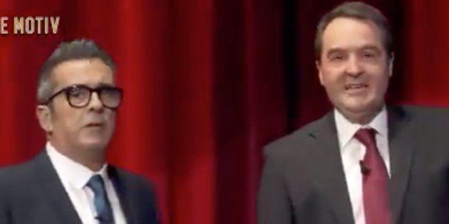 Abel Caballero, alcalde de Vigo, se cuela en 'Late Motiv' (Movistar +) con la imitación de Raúl