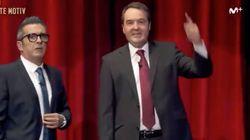 Raúl Pérez desata el cachondeo con su imitación del alcalde de