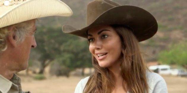 Lara Álvarez confiesa a Calleja que le daba vergüenza hacer