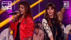 Aitana y Ana Guerra cantan 'Lo malo' en el primer 'Fama, ¡a