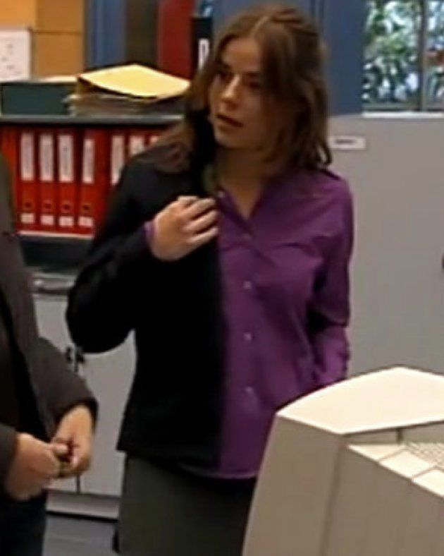 ¿Dónde has visto antes a la protagonista de 'Secretos de Estado' (Telecinco)? (Y no hablamos de 'Águila