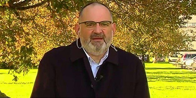El periodista y tertuliano Anton Losada se ha mostrado muy sorprendido