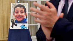 La autopsia concluye que el pequeño Gabriel murió estrangulado el mismo día de su