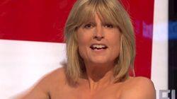 Se están volviendo locos...: La hermana de Boris Johnson se desnuda en la tele para hablar del