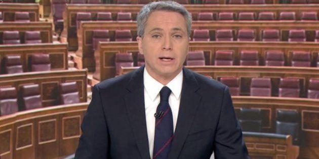 Vicente Vallés en Antena