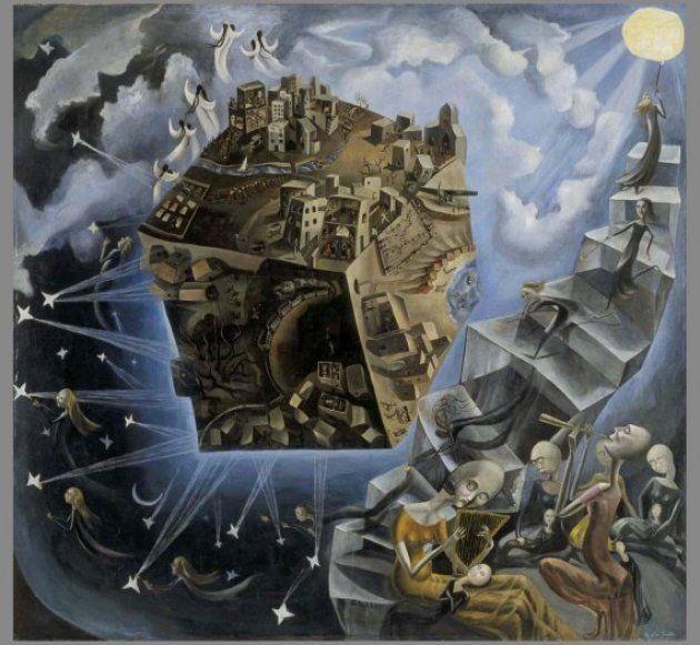 'Un mundo', de Ángeles Santos