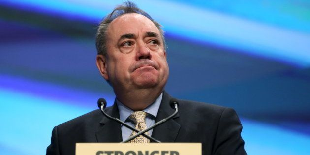Alex Salmond dimite del Partido Nacionalista Escocés por denuncias de acoso