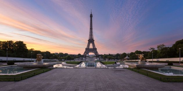 Torre Eiffel en