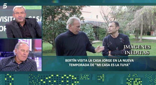 Jorge Javier y Bertin
