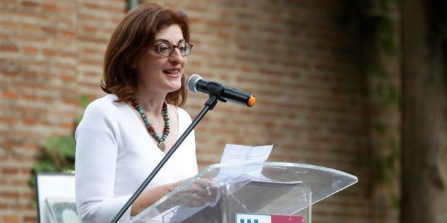 La eurodiputada de UPyD Maite Pagazaurtundúa.