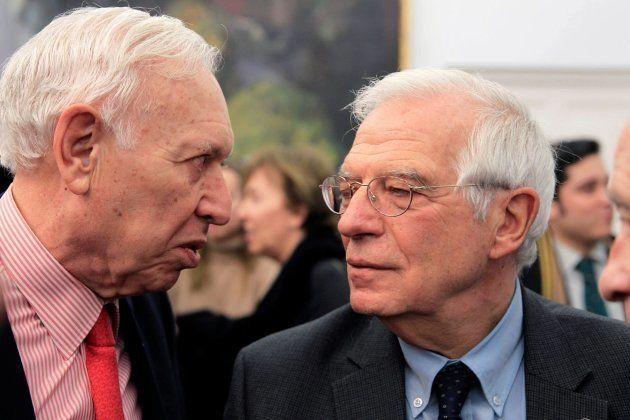 Josep Borrell y Manuel
