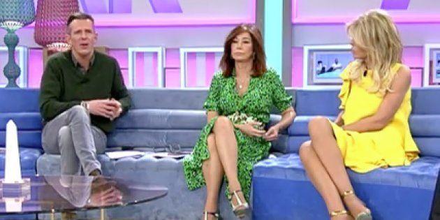 Joaquín Prat en 'El programa de Ana
