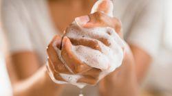 Puede que te estés lavando las manos con demasiada