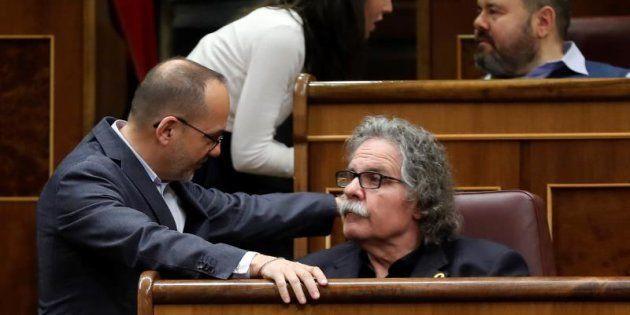 Carles Campuzano y Joan