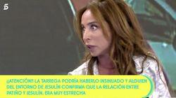 María Patiño vive su momento más tenso en 'Sálvame':