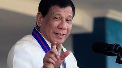 La repugnante excusa machista del presidente de Filipinas para el aumento de las