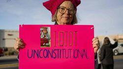 16 estados presentan una demanda contra la declaración de emergencia nacional de