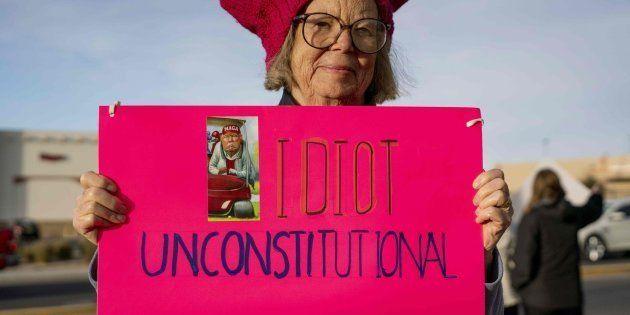 Manifestación contra
