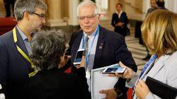 Borrell no descarta que España tenga que estar
