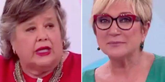 El recadito de Cristina Almeida a TVE que ha hecho llorar a Inés Ballester en el último programa de 'Amigas...