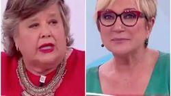 El recadito de Cristina Almeida a TVE que ha hecho llorar a Inés Ballester en el último programa de 'Amigas y