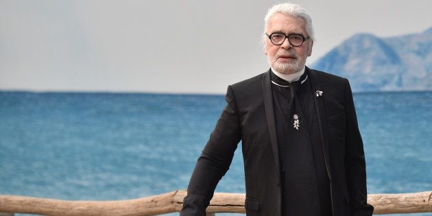 Muere el diseñador alemán Karl Lagerfeld a los 85